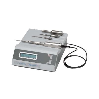 Procesador ultrasónico Cole Parmer, con botón pulsador, volumen de trabajo 150 uL a 150 mL, 220 VAC