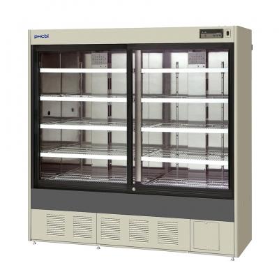 Refrigerador Farmacéutico PHCbi, rango temperatura 2 a 14 C, capacidad 1033L