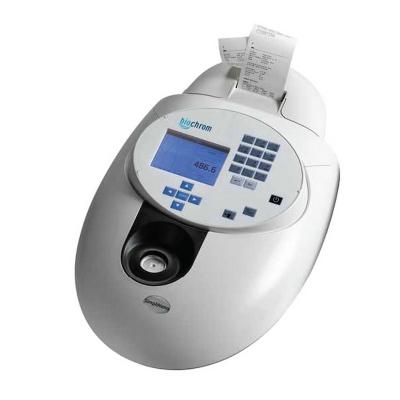 Nanoespectrofotómetro Biochrom, Modelo SimpliNano