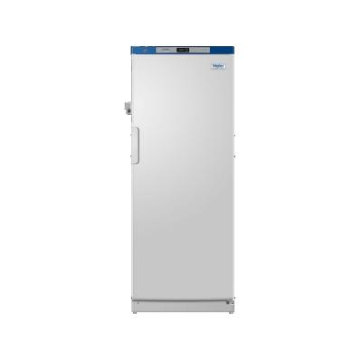 Freezer biomédico vertical Haier, capacidad 262L, rango de temperatura -20 a -40C