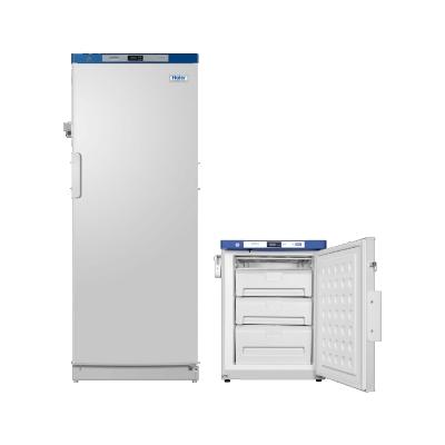 Freezer Biomédico Haier, temperatura mínima -25 C