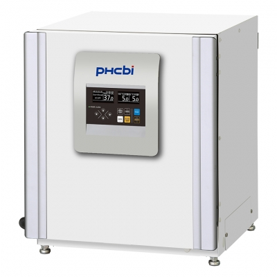 Incubadora de CO2 PHCBI, 50 Litros, Tecnología IncuSafe, Sensores de IR Duales