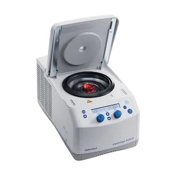 Centrífuga Refrigerada Eppendorf, Modelo 5425R, rotor FA-24x2, tapa hermética a los aerosoles, teclado, 230V, 50-60Hz (5406000119)