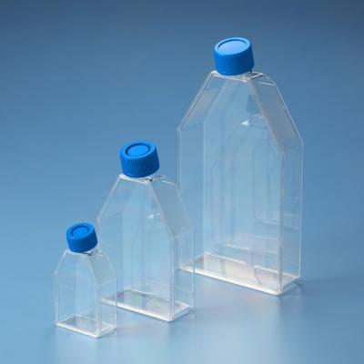 Frasco para Cultivo Biologix, estéril, tratado, tapa con filtro - 5 unidades