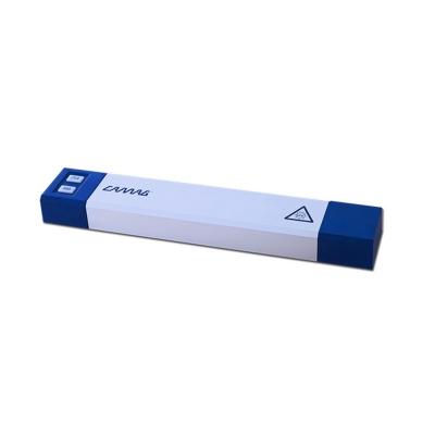 Lámpara UV dual 254 y 366 nm Camag, cada una 8 w.