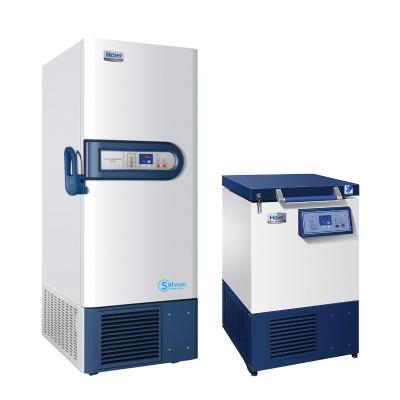 Ultrafreezer Haier, temperatura mínima -86C, Serie J