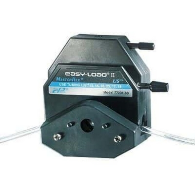 Cabezal para Bomba L/S Masterflex, Modelo Easy-Load II, para mangueras de precisión, con oclusión ajustable
