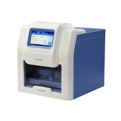 Robot para automatización de extracción de ácidos nucleicos Allsheng, Modelo Auto-Pure32A
