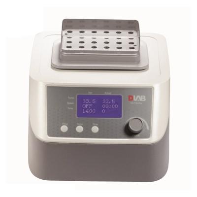 Baño digital Dlab, calentamiento y enfriamiento, Modelo HC110-Pro, 200-240V, 50-60Hz, bloque cod. 18900402