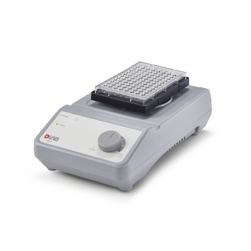 Agitador para Microplacas Dlab