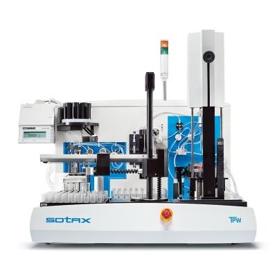 Estación de trabajo para la preparación automática de Muestras Sotax, Modelo TPW 3