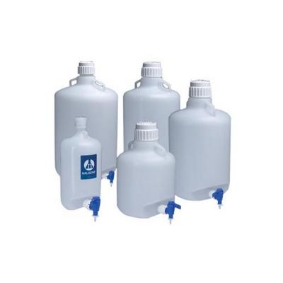 Bidón con canilla, Nalgene, polietileno de  baja densidad LDPE