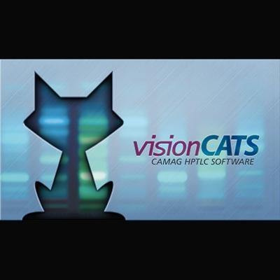 Software para HPTLC visionCATS Camag, versión básica