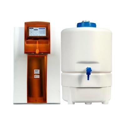 Purificador de Agua Heal Force, para agua ultrapura, con Monitoreo de TOC online, Smart Plus NET