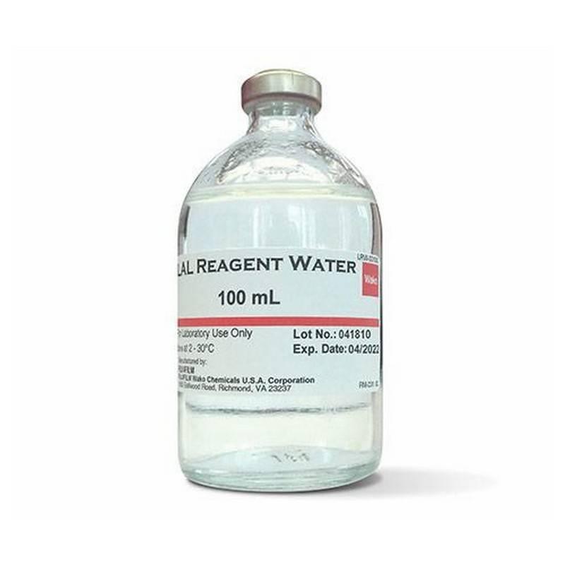 Agua Apirógena para LAL Wako