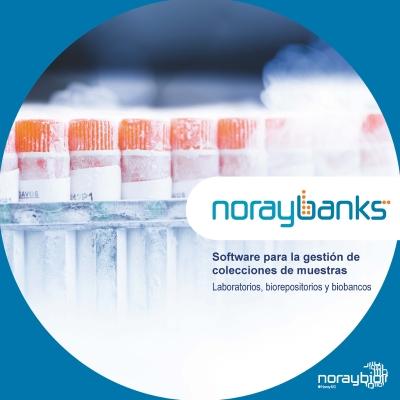 Software de gestión de colecciones de muestras biológicas NorayBanks